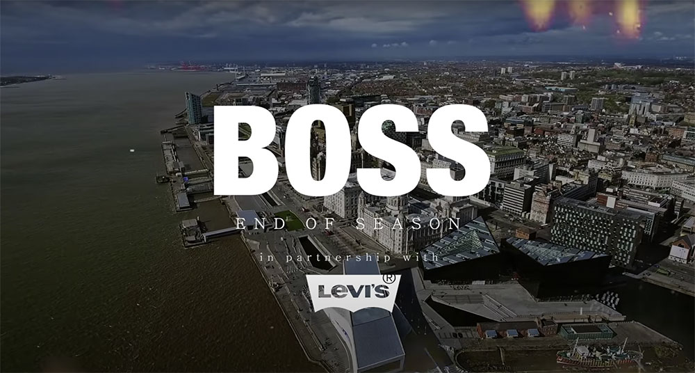 Boss Night event with Jamie Webster