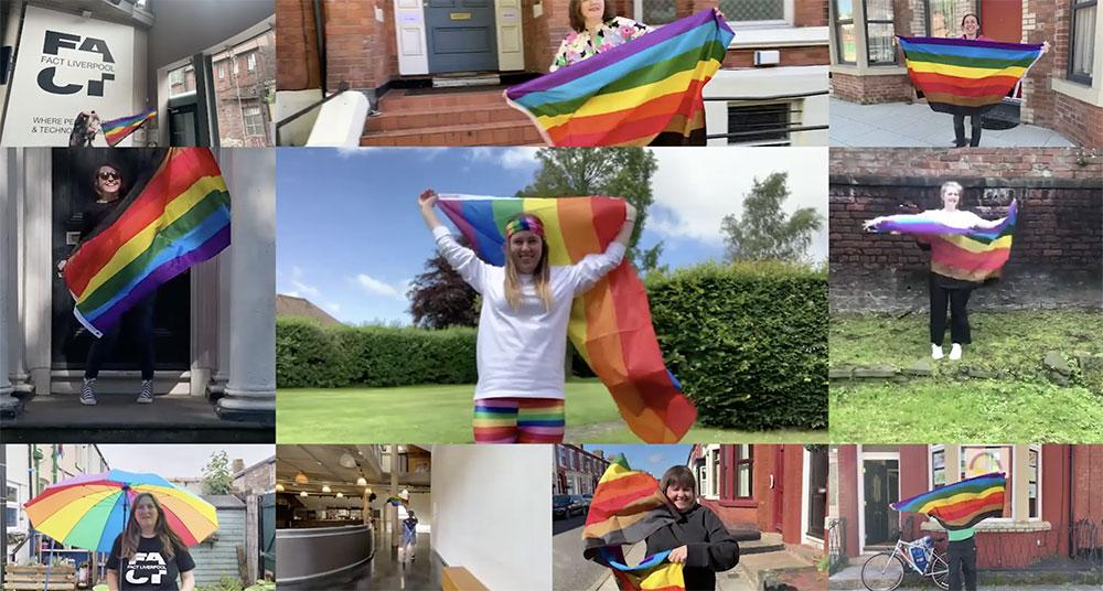 LCR Pride March Online