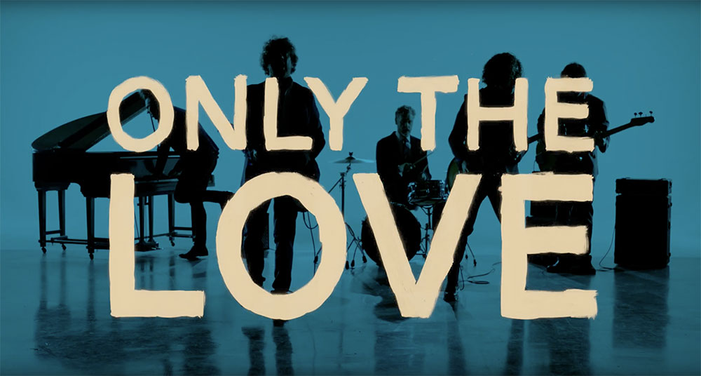 Ian Prowse - Only The Love