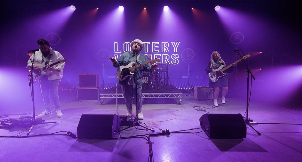 The Lottery Winners - Soccer AM