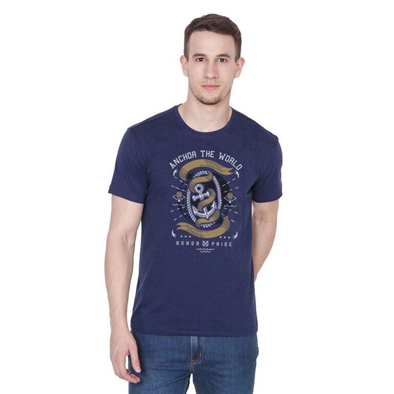 anchor the world tshirt