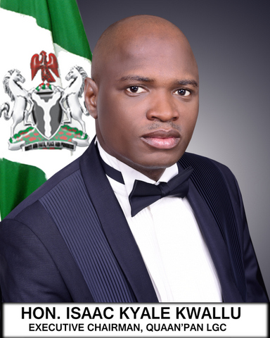 HON. ISAAC KWALLU, 'BALO', SYNERGIZES AGAINST PREVAILING SECURITY CHALLENGES