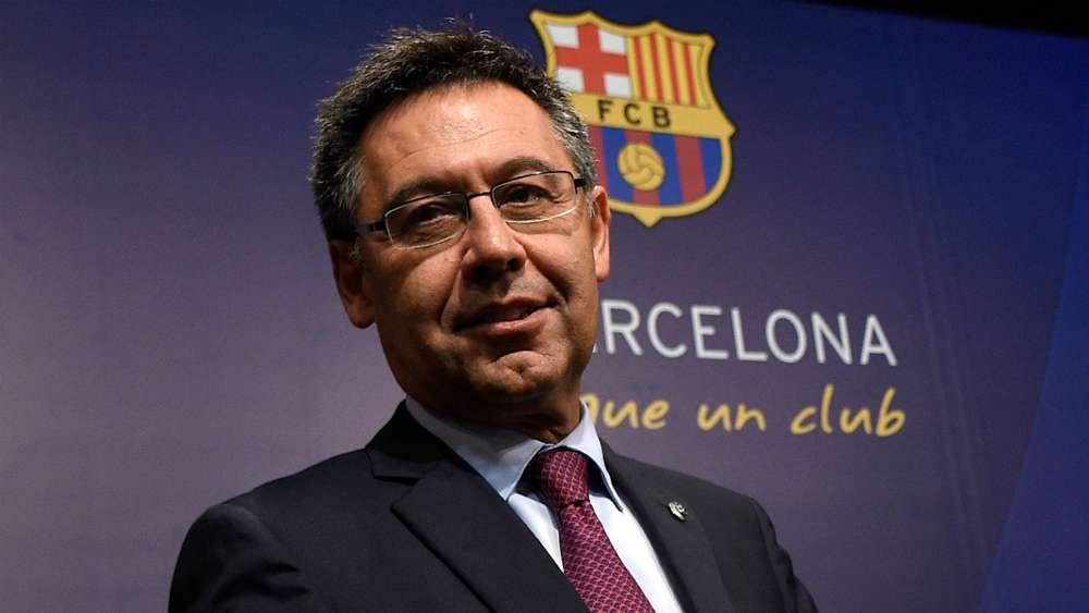 Bartomeu resigns as Barcelona president as entire board steps down
