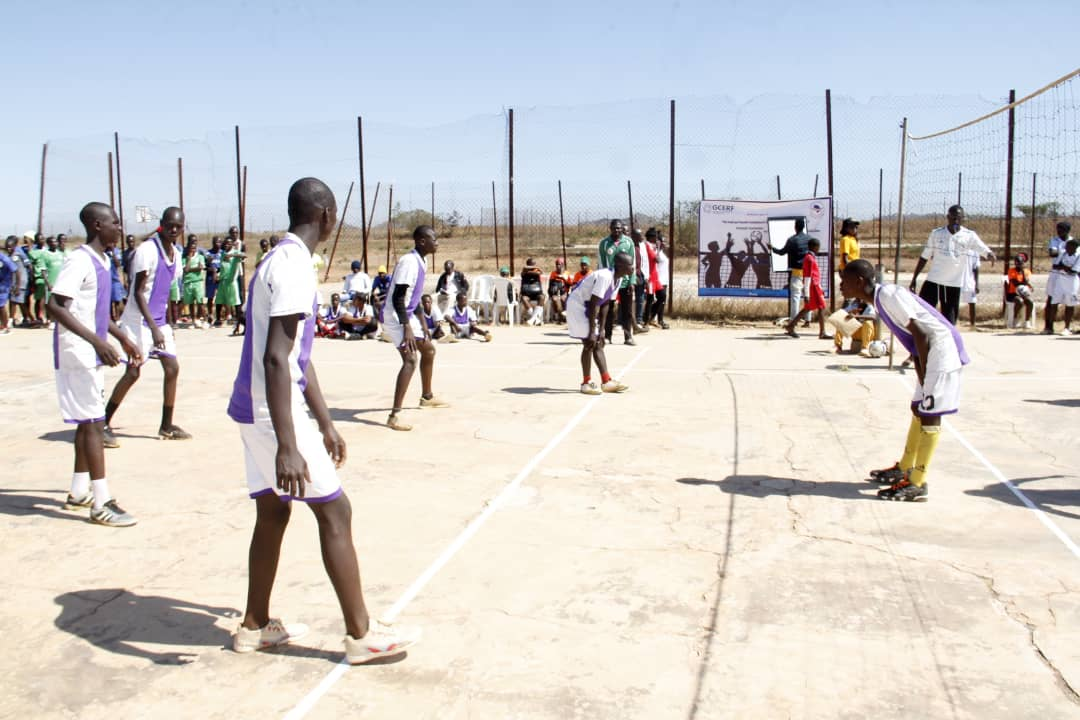 IGSR Organizes Volleyball to Promote Tolerance & Unity in Plateau Secondary Schools