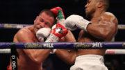 Joshua v Pulev Fight Night
