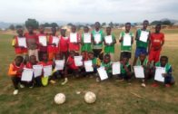 BLACKANZT FOOTBALL ACADEMY OF ABWOR-DYIS GOES HEAD TO HEAD WITH HOLY GHOST FOOTBALL ACADEMY JOS