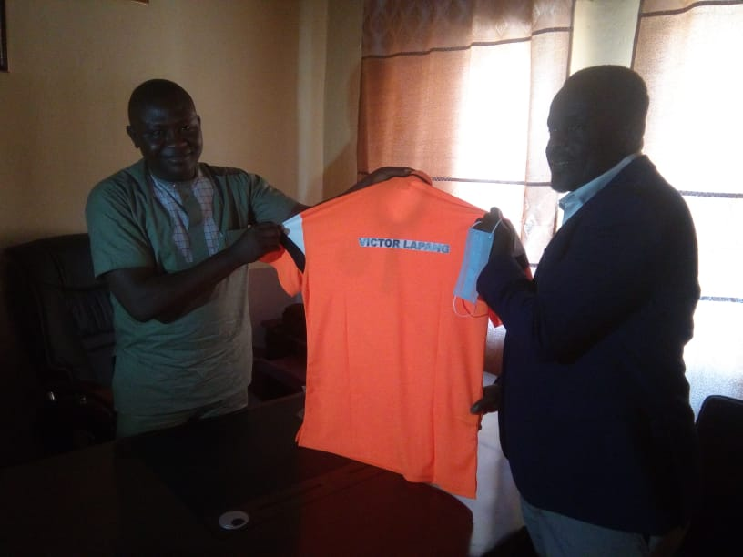 Plateau Youth & Sports Development Commissioner Pays Surprise Visit to Teqball Secretariat in Jos