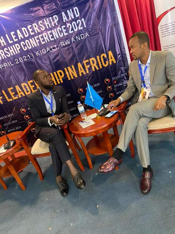 """AYLEC Rwanda 2021: """"Africa Continent Possesses Human & Material Resources Needed to Engender Prosperity"""" – Gyang Dung Gyang"""