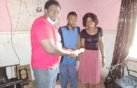 Dr. Chris Kwaja Visits Cancer Patient in Jos, Prays for his Recovery