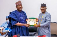 NMA National Officers Visit Plateau State Governor, Rt. Hon. Simon Lalong