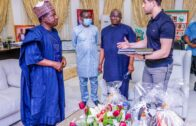 Plateau Investor Speaks to Gov. Lalong on Plan to Export Flowers