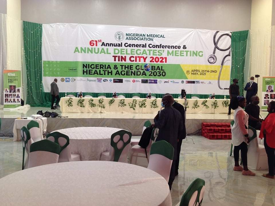 Nigerian Doctors Reaffirm their Commitment to Delivering Quality Care to Nigerians