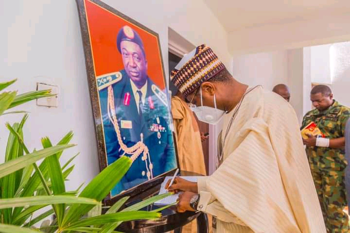 Late General Joshua Dogonyaro Left Behind a Good Name and Played the Role of the Real Joshua in the Bible – Rev. Yakubu Pam