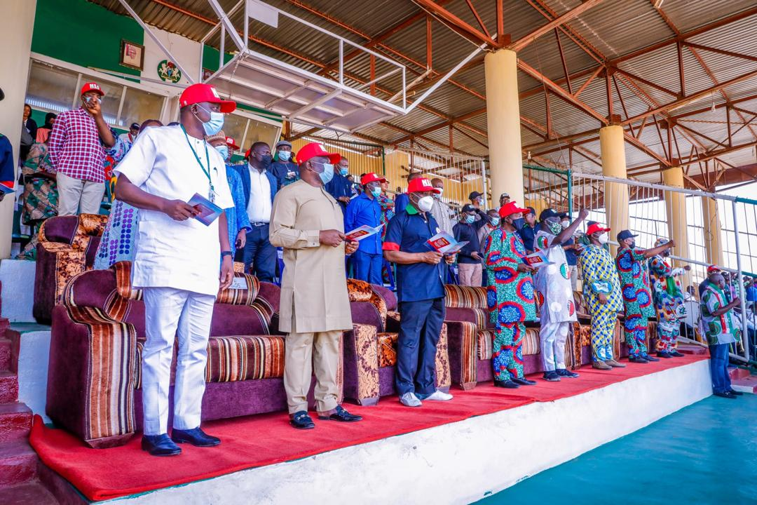 May Day: Gov. Lalong Praises on Workers, Promises More Welfare