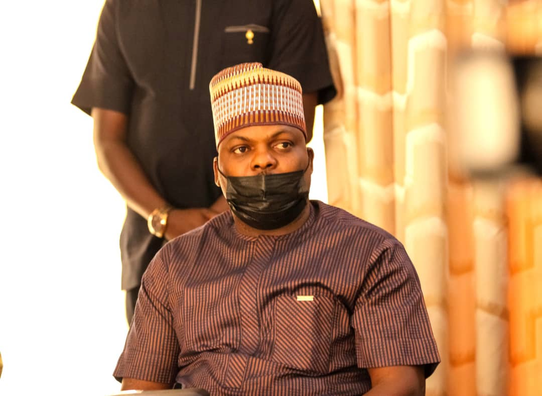 Eid-El-Fitr Celebration: Plateau State House of Assembly Maj. Leader, Hon. Daniel Na'anlong Urge Nigerians to Place Humanity Above any Form of Adversity