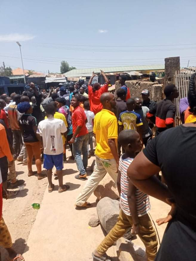 Jos Residents Protest Release of Lebanese Who Allegedly Engage Minors in Sexual Activities