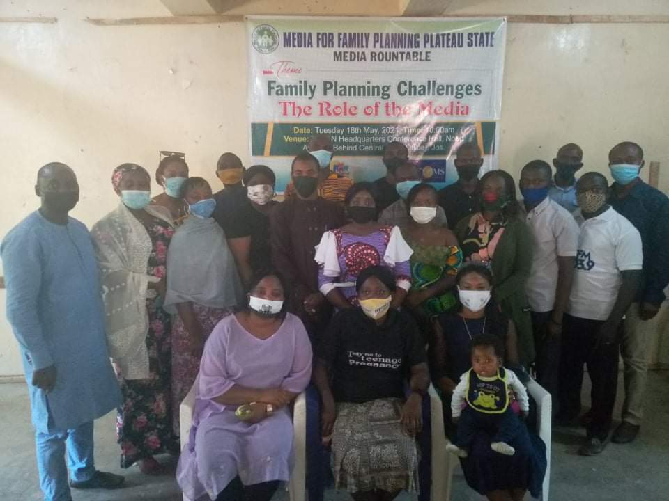 Group Urges Media Practitioners to Intensify Advocacy and Community Engagements on Childbirth Spacing