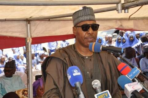 200 Chibok Houses: Zulum Lauds Family Homes Funds Limited for Delivering