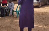 HON.ROTSHAK STORMS ABWOR-DYIS, SUPPORTS RECONSTRUCTION OF ITS COMMUNITY TOWN HALL.