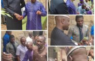 ROTSHAK GIDEON YOKDEN STORMS HIS WUCHENBE WARD, ENGAGES GRASSROOT MOBILIZERS AND ATTENDS SEVERAL WARD AND POLLING UNIT MEETINGS.