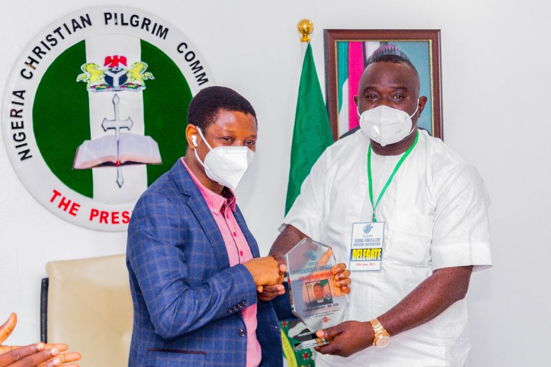NCPC Boss, Rev. Yakubu Pam Bags Peace & National Unity Award