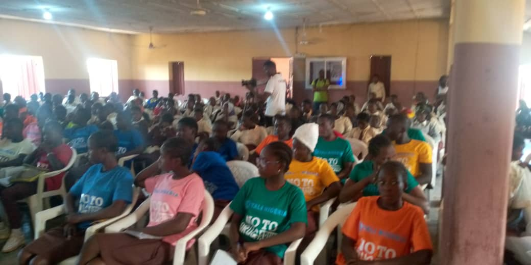 YALI Network Plateau sensitises 600 students on drug abuse, forms drug-free clubs in Jos