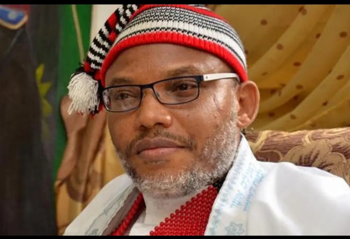 Why I jumped bail, escaped from Nigeria – Nnamdi Kanu