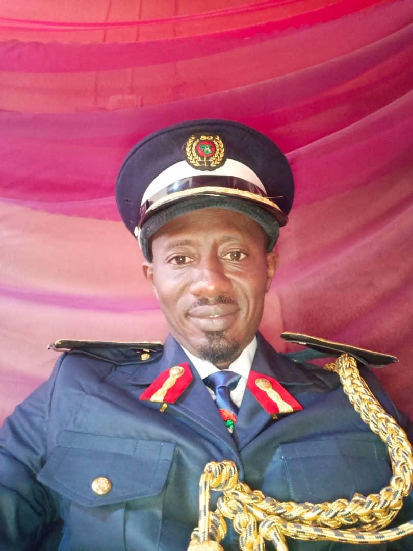 Plateau Lawyer, Gyang Zi Esq Decorated Brig. General and Legal Advisor of CAN Brigade