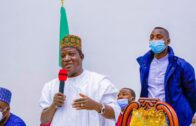 Gov. Lalong Attends APC Stakeholders Meeting Ahead of Ward Congresses