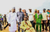 Hon. Ayuba Burki Gufwan donated 150 wheelchairs to people living with disability in Bali /Gassol federal constituency of Taraba state