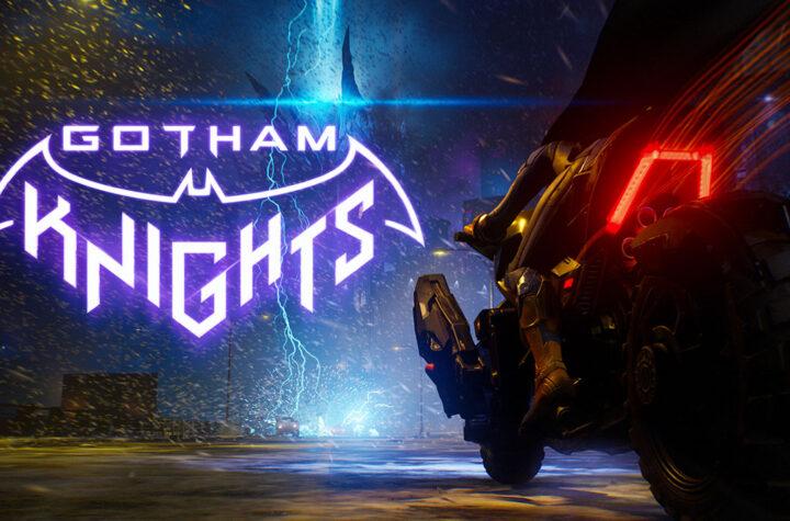 Todo sobre Gotham Knights. El nuevo juego de Batman
