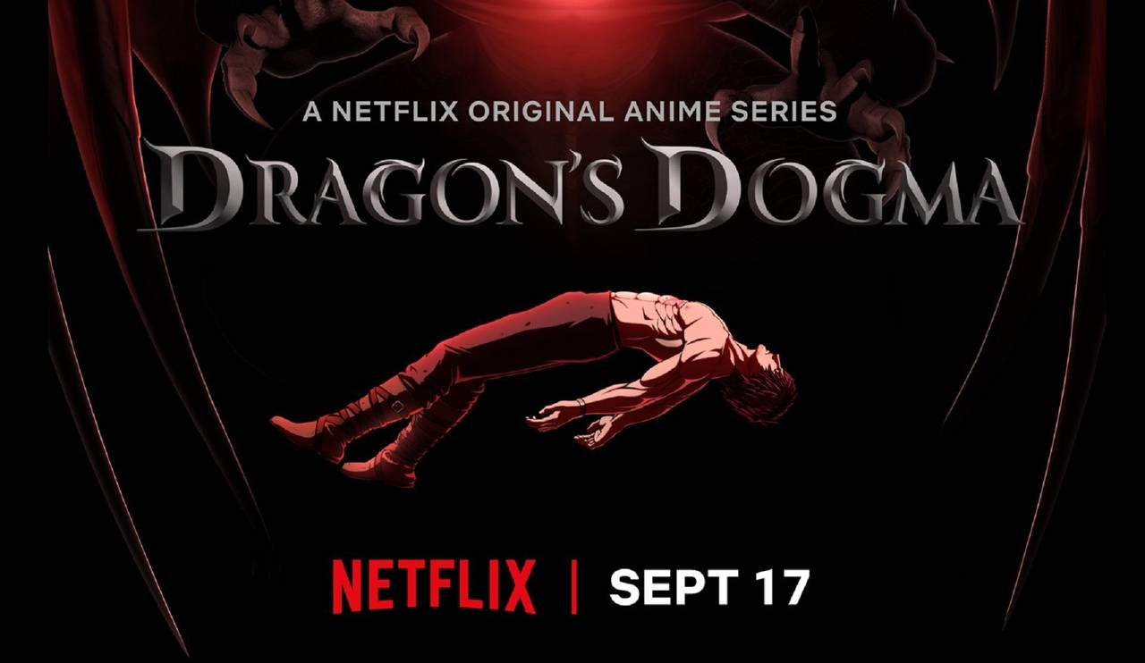 El anime de Dragon's Dogma de Netflix presenta su primer trailer