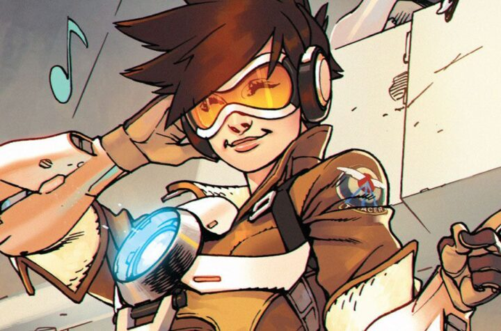 ¡Tracer's Comic Challenge llega a Overwatch! Consigue recompensas exclusivas