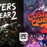 Layers of Fear 2 y Costume Quest 2 gratis esta semana para PC en la Epic Store