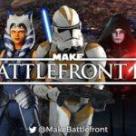 Fans piden a EA que añada nuevo contenido a Star Wars Battlefront 2