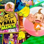 Sega lanza Remaster HD de los primeros 3 juegos de Super Monkey Ball