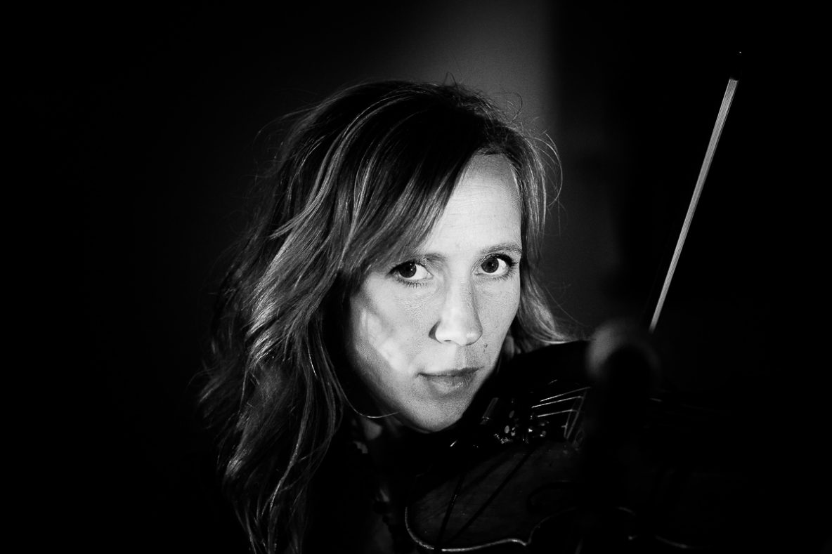 Clare Mactaggart Freelance Violinist Bristol