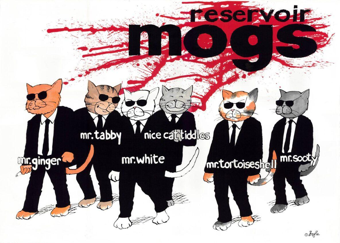 Frank Boyle: Reservoir Mogs