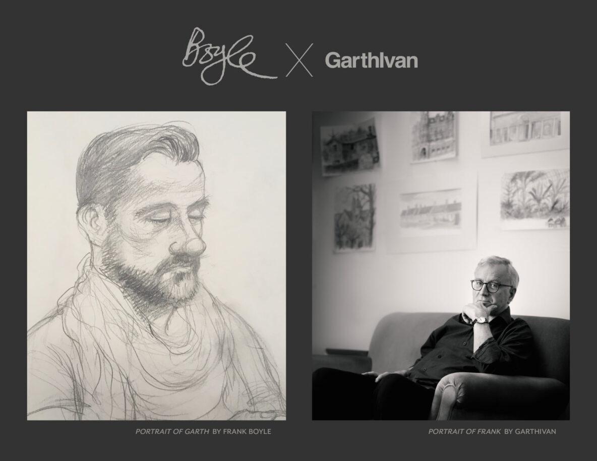 GarthIvan x Frank Boyle