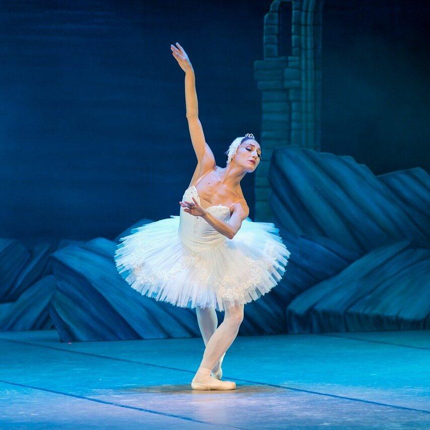 ballet, swan lake, ballerina