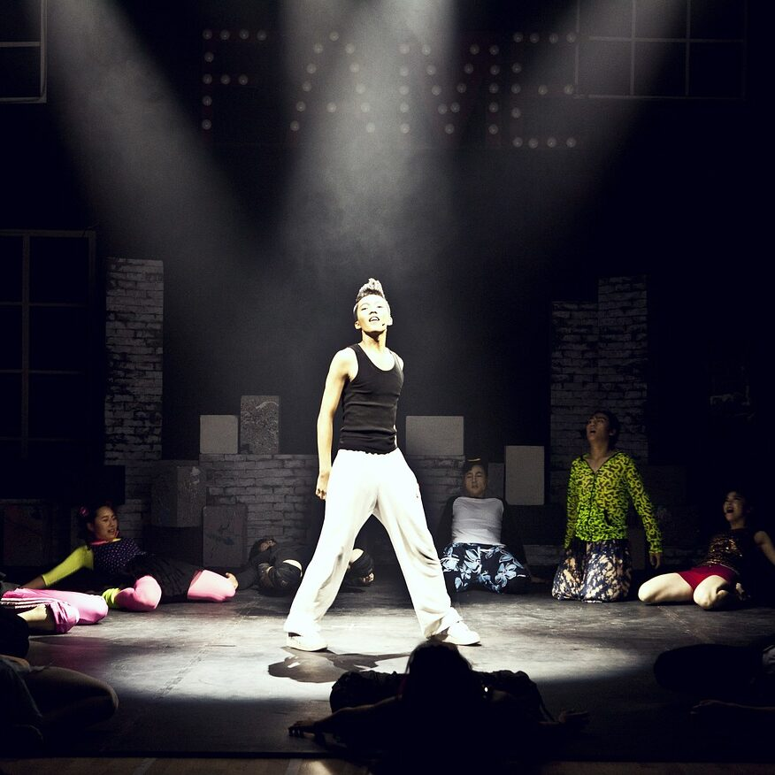 dance, people, theatre