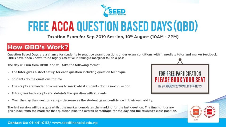 acca question based day