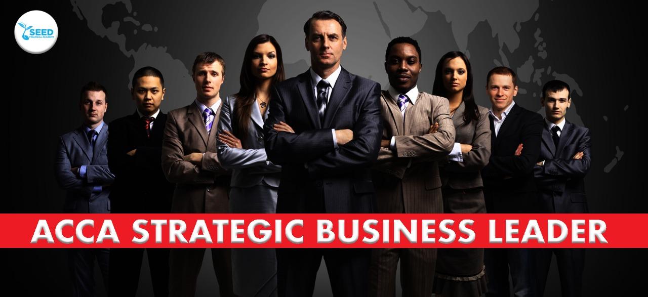 acca strategic business leader