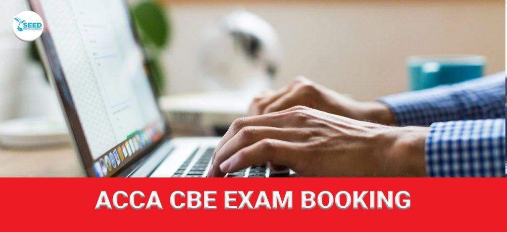 ACCA CBE Exam Booking