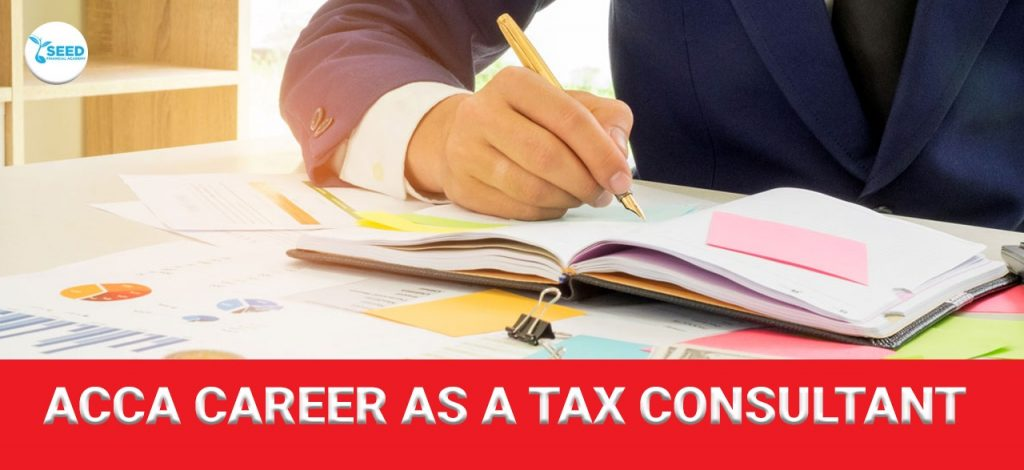 ACCA Career as a Tax Consultant