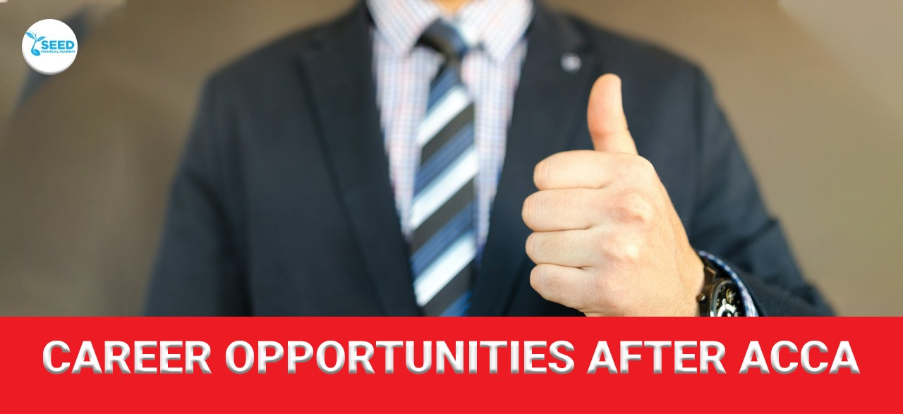 Career Opportunities after ACCA