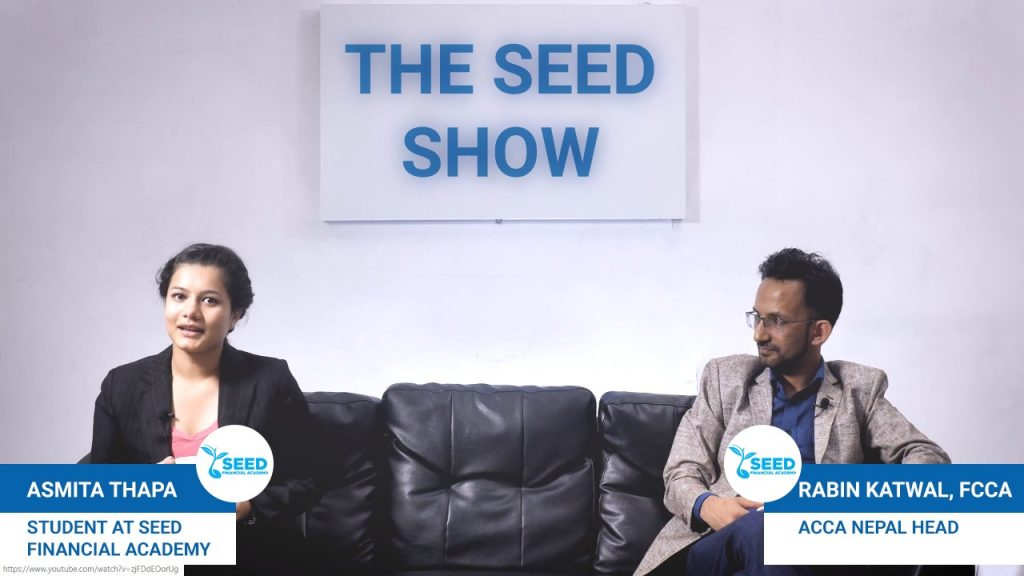 The SEED Show With Asmita Thapa and Rabin Katwal