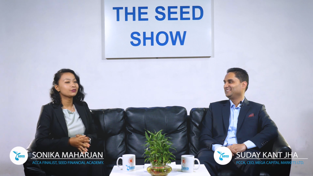 The SEED Show With Sonika Maharjan and Suday Kant Jha