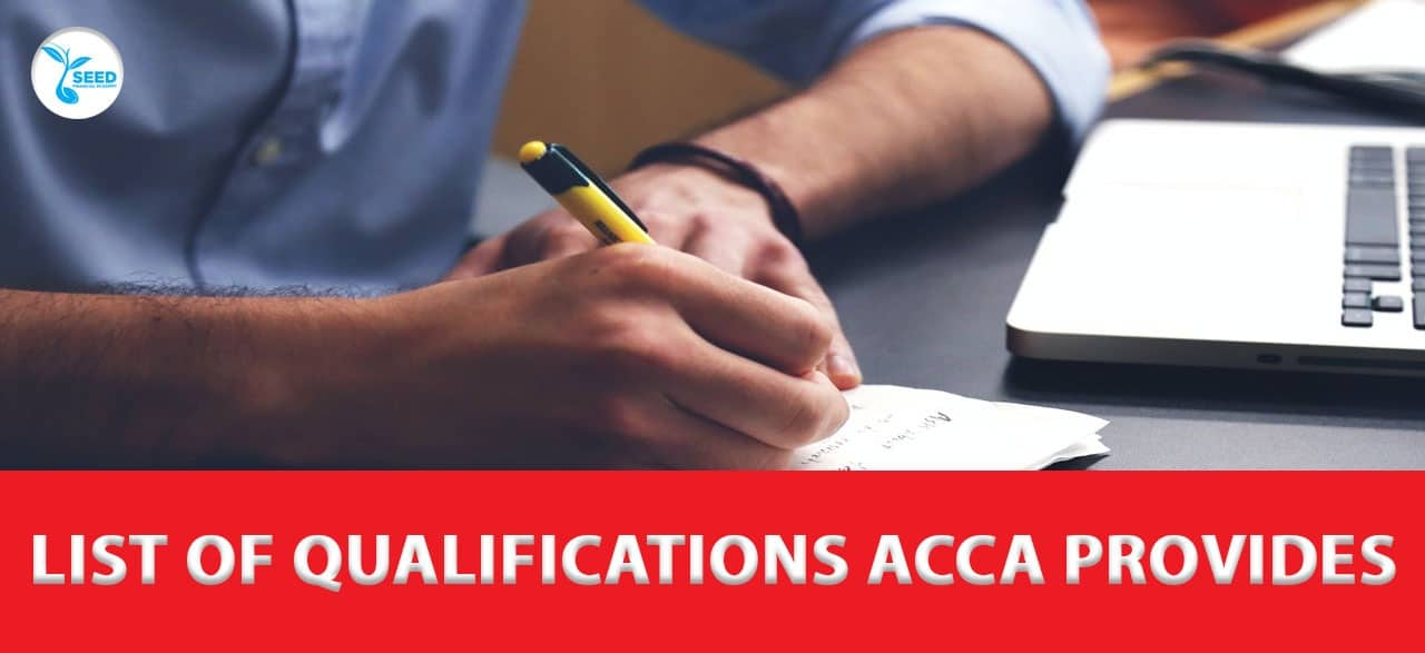 acca qualification