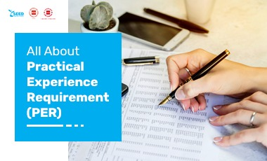 Practical experience requirement per